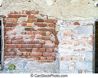 Wall - part