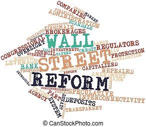 wall street, reform