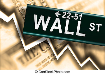 Wall Street - wall street crash