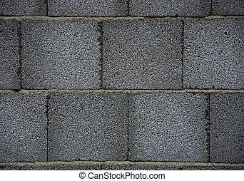 wall texture from grey bricks (Blocks).