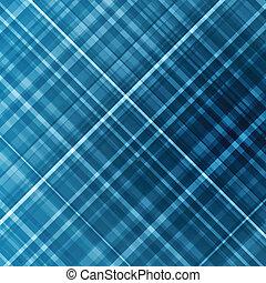 Wallace tartan blue background. EPS 8