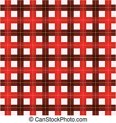 Wallace tartan Scottish plaid Background