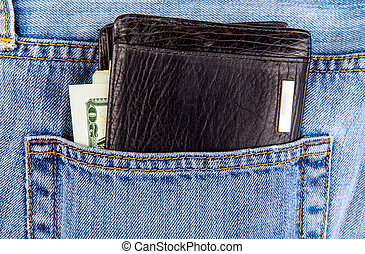 Wallet in the Pocket