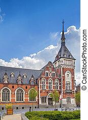 Walloon Brabant Court, Nivelles, Belgium - Walloon Brabant ...