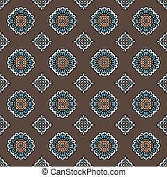 wallpapaer tiles seamless pattern vector