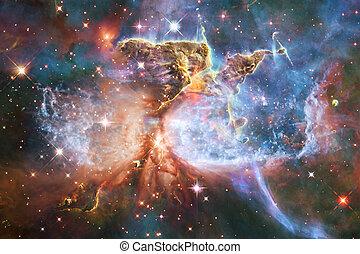 wallpaper., 風景, 科学, 驚くばかり, 宇宙, フィクション