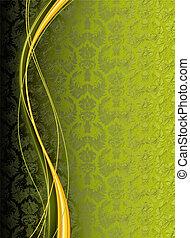 Wallpaper Background, vector