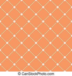 wallpaper., bloempatroon, seamless, eps, 8