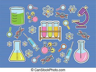 Wallpaper Doodle Bio Technology