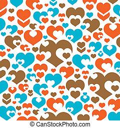 wallpaper of hearts