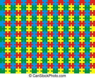 wallpaper puzzle