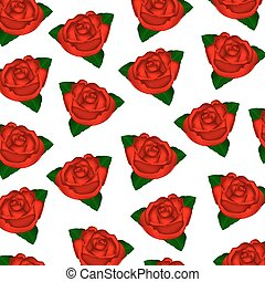 wallpaper red roses