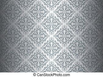 wallpaper silver