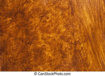 Walnut wood abstract