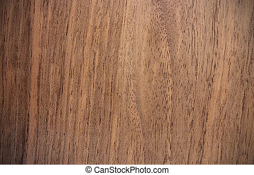 Walnut wood surface - vertical lines - Wood surface, walnut...