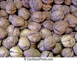 Walnuts in a nut shell