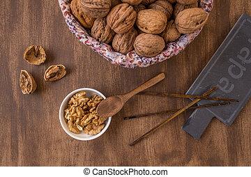 walnuts, zenit
