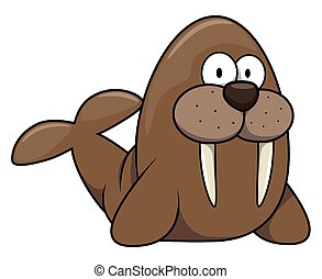 walrus clipart and stock illustrations 1 159 walrus vector eps rh canstockphoto com walrus clipart black and white walrus face clipart