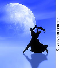 waltz2 - Dancing in the moonlight
