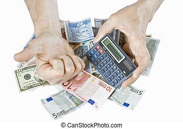 waluta, pieniądze, powodzenie