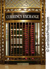 waluta zamiana