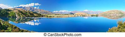 wanaka, jezioro