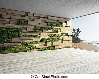 wand g rten senkrecht dekorativ stein illustration stockbilder suche stockfotos. Black Bedroom Furniture Sets. Home Design Ideas