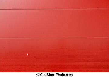 wand, roter hintergrund