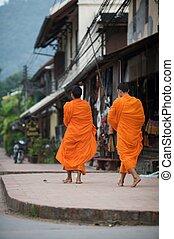 Wandering Monks