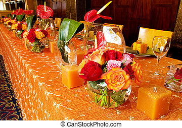 Wang Thai #18 - Table setting