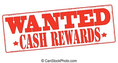 Wanted cash reward