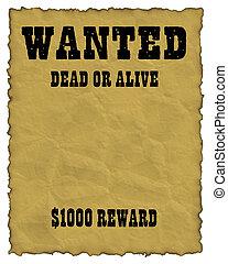 Wanted dead or alive - wanted dead or alive old and...