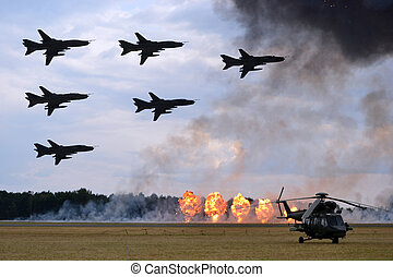 War - battlefield