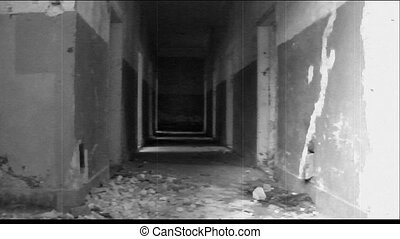 war camp - Concentration Extermination war camp horror house...