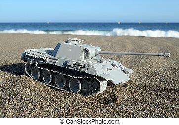 Gray Tank Model