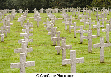 War Graves in France - World War One war graves in France -...