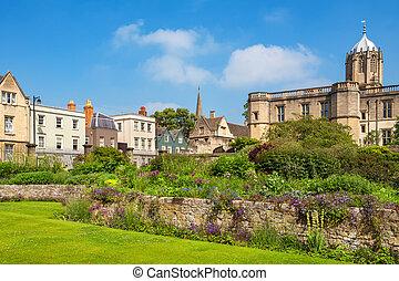 War Memorial Garden. Oxford, England