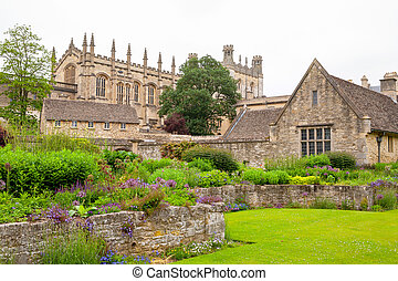 War Memorial Garden. Oxford, UK