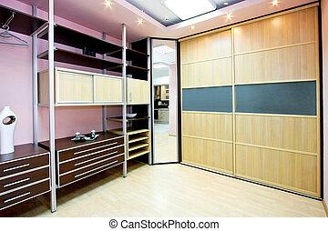 Wardroom - Wide shoot of big and new wardroom