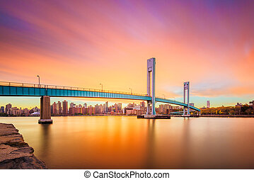 Wards Island Bridge, New York City - Wards Island Bridge ...