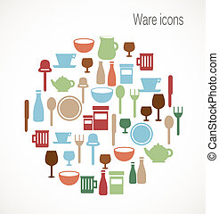Ware icons