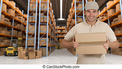 warehouse delivery e