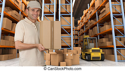 warehouse delivery k