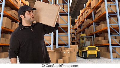 warehouse delivery n