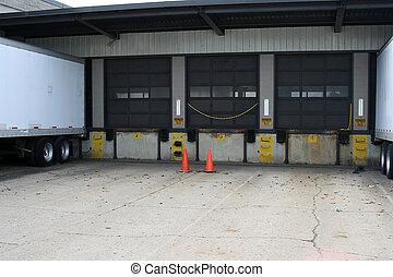 Warehouse Dock 2