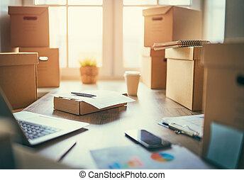 Warehouse for online seller.