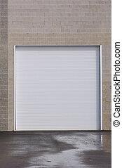 Warehouse Garage Doors