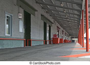 Warehouse platform
