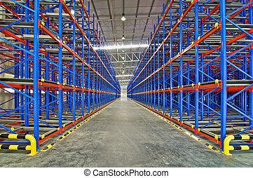 Warehouse  shelving storage metal pallet racking system