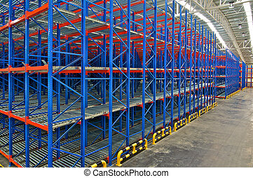 Warehouse storage, rack systems